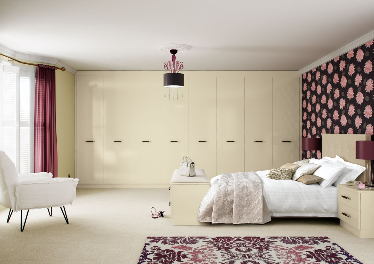 Small Bedroom Fitted Wardrobes How To Save Space In The Bedroom Fresh Design Blog
