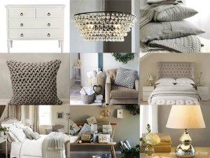 Dream winter bedroom style