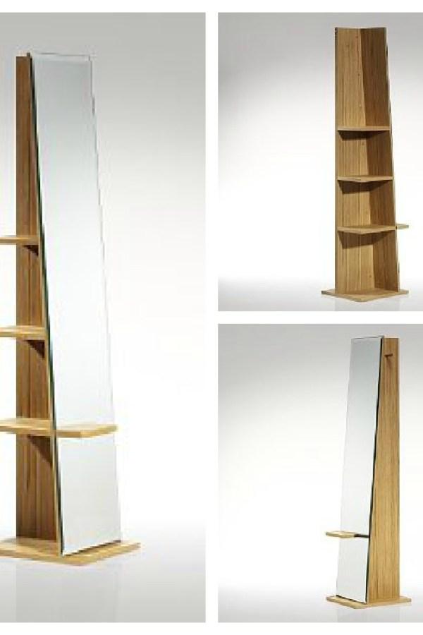 Fresh Design Furniture: Conran Irvin storage mirror