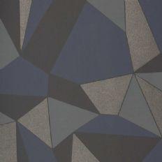 Prestigious Urban Prism geometric design wallpaper