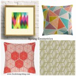 Most Wanted High Street Hunter: Spring 2013 geometric home update