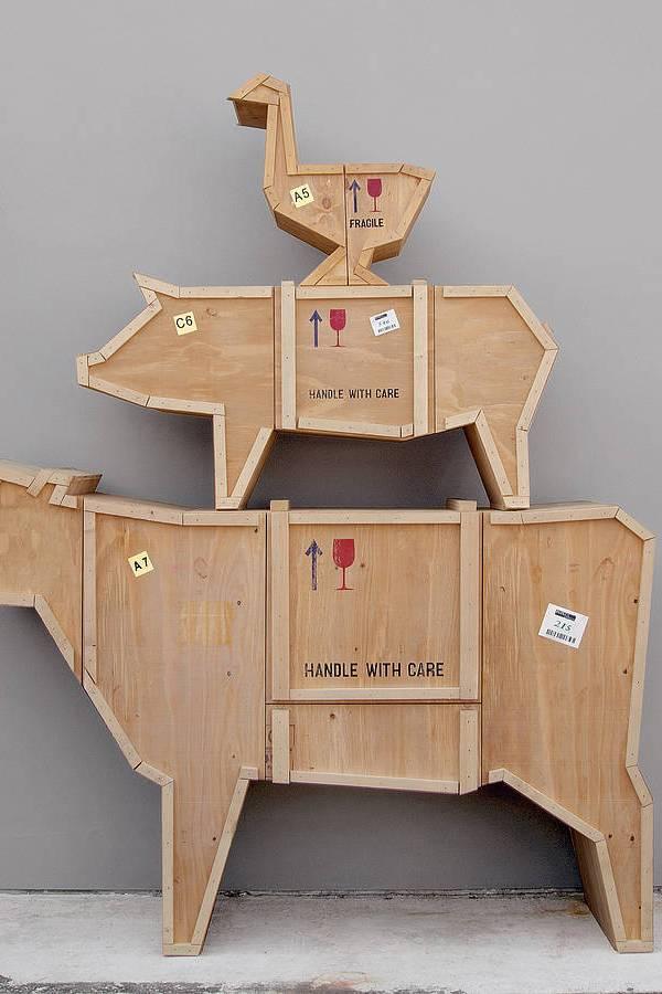 Fresh Design Furniture: Animal design storage cabinets