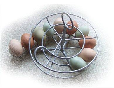 Egg Skelter egg holder
