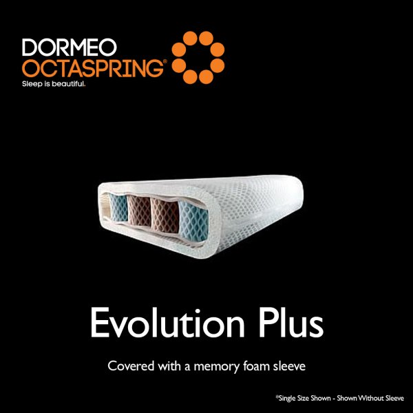 Dormeo Octaspring Evolution Plus Memory Foam Pillow: Review