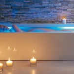 Luxury bathing: Duravit Nahho floatation bath tub