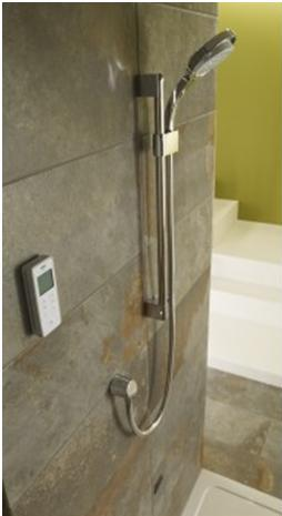 Five of the best shower styles