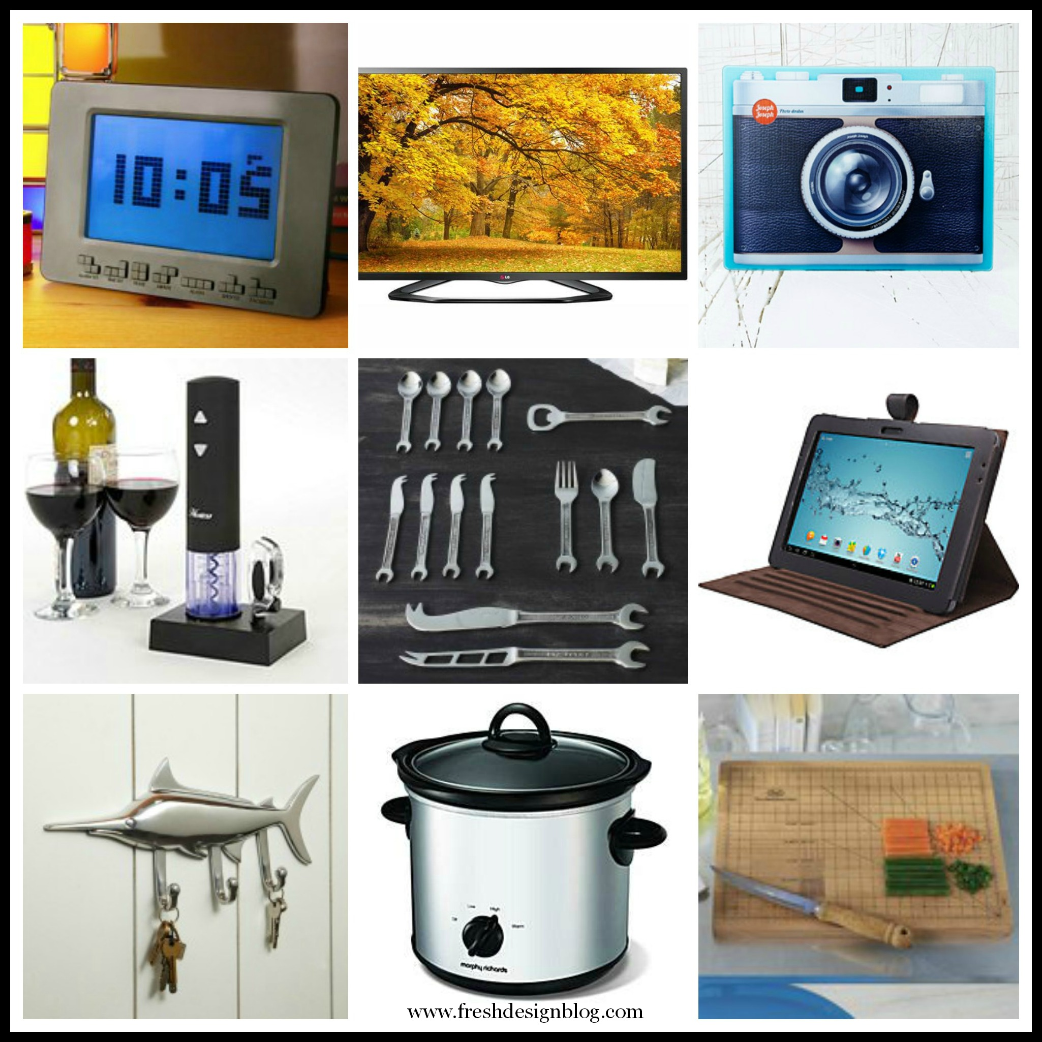 Sizzling saturday bargains gift ideas for men fresh for What to buy men for xmas