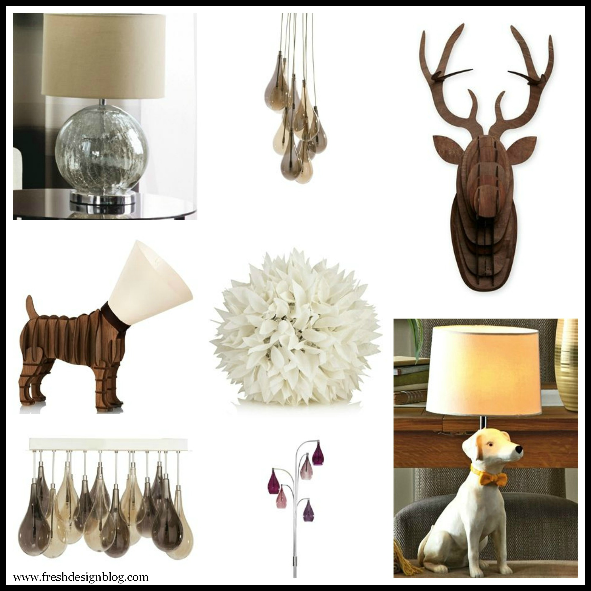 Light up your home: Funky lighting ideas from Next ~ Fresh Design Blog