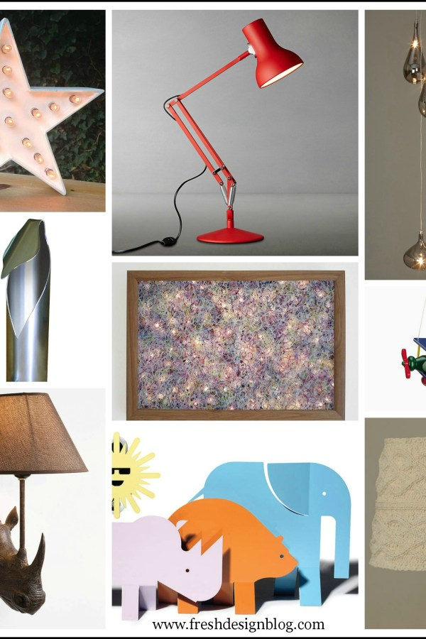 Light up your home for less: Sale lighting shopping bargains