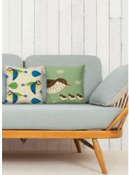 Beautiful birds: 10 bird design cushions