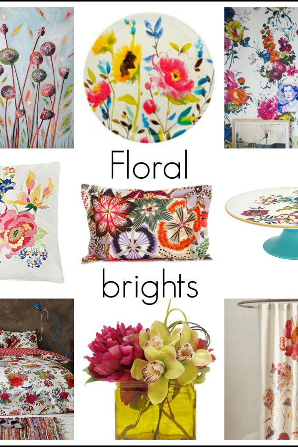 Floral brights: Home ideas inspired by the Chelsea Flower Show