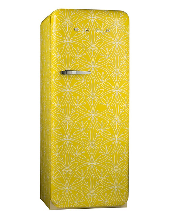 Limited edition Smeg fridge freezer for John Lewis 150th anniversary