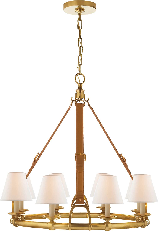 Half price Ralph Lauren Home equestrian theme chandelier ~ Fresh ...