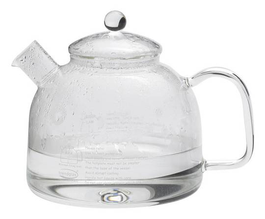 Fresh design glass kettle