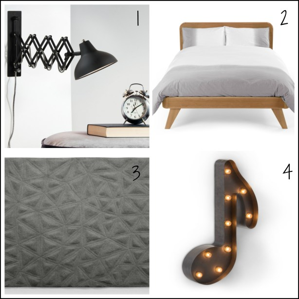 Four ways to freshen up your bedroom