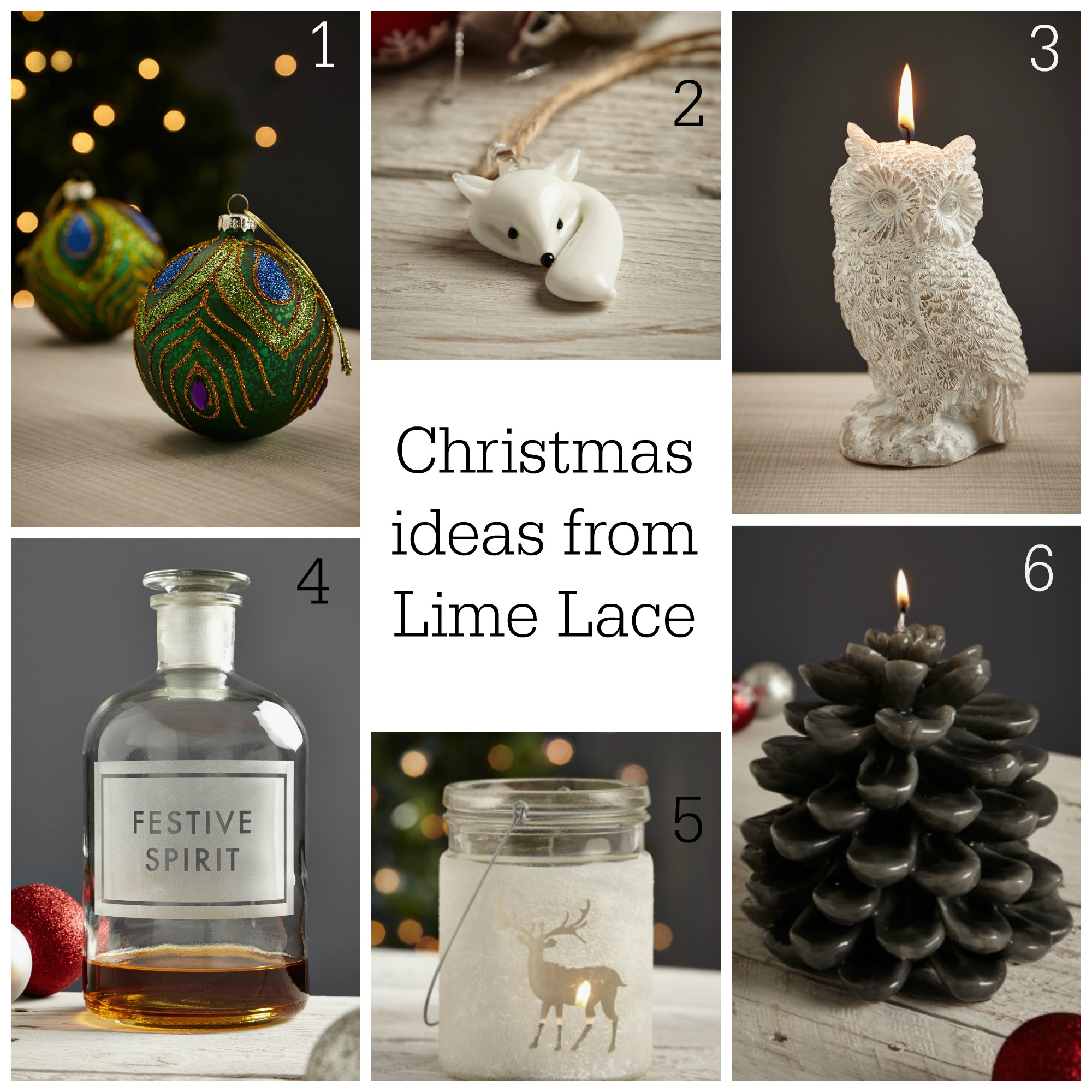 Fresh Home Decor Gift Ideas: Christmas Gifts And Decor Ideas From Lime Lace
