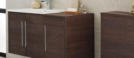 Contemporary sophistication bathroom decor trend
