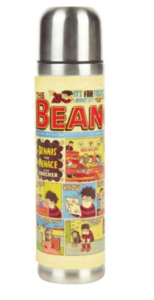 Vintage Beano flask from Tesco