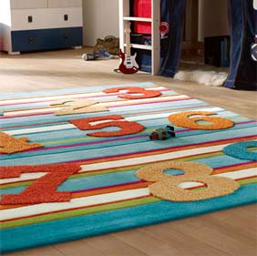 Rug ideas for kids rooms