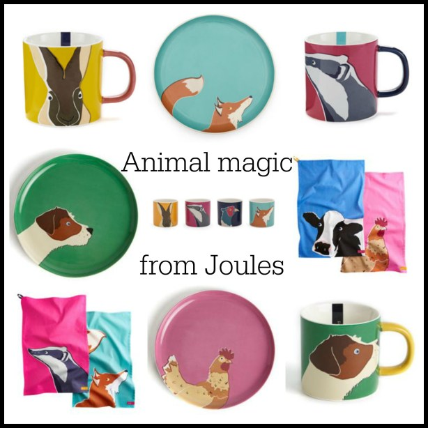 Animal Magic fresh design ideas from Joules