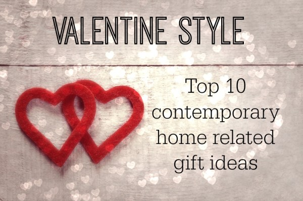 Fresh Design guide to valentine love home gifts