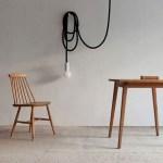 Contemporary rope themed home lighting designs by Pani Jurek