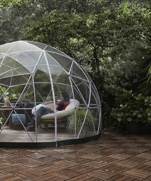Fresh Design ideas: Contemporary garden igloo outdoor room