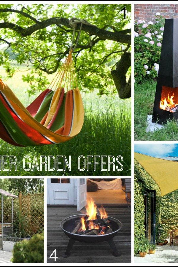 Summer garden offers from Waitrose Garden