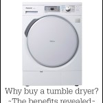 Buying a tumble dryer: the benefits