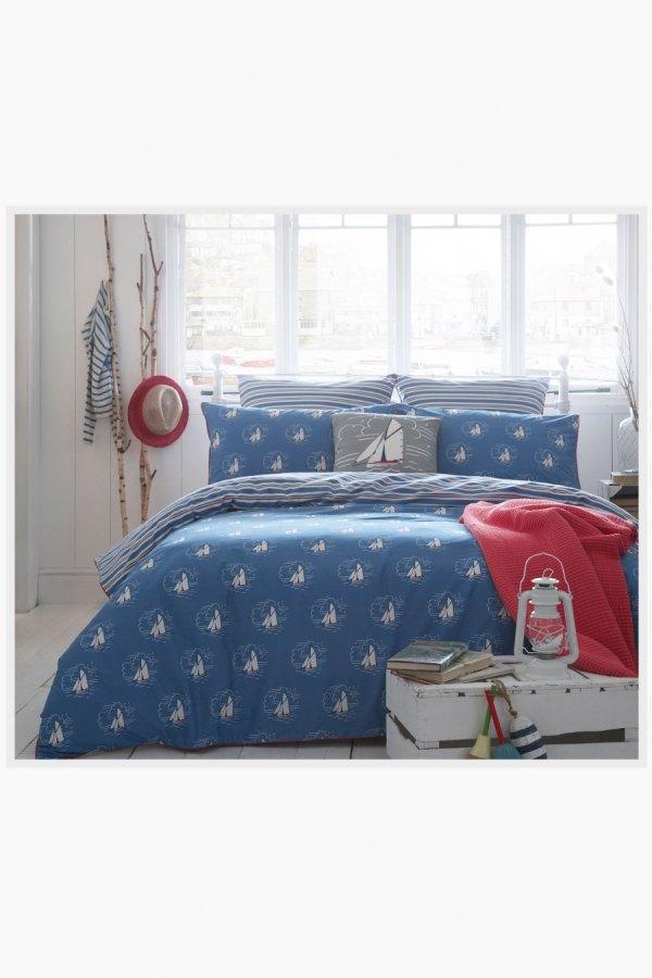Ocean inspired bedroom ideas from Seasalt