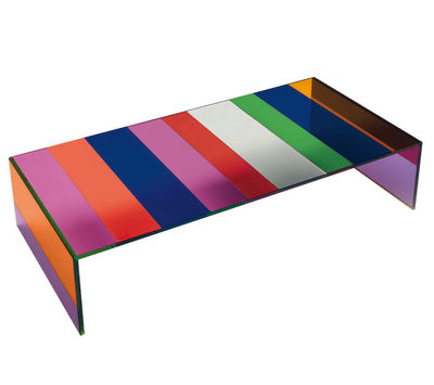 The Dark Side of the Moon Funky Glas Italia coffee table Fresh