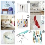 Inspired by feathers: Feather design ideas for your home