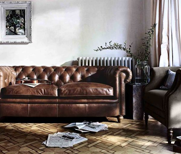 5 reasons to choose a leather sofa