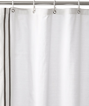 update your bathroom 10 stylish shower curtains fresh. Black Bedroom Furniture Sets. Home Design Ideas