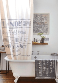 Update your bathroom: 10 stylish shower curtains