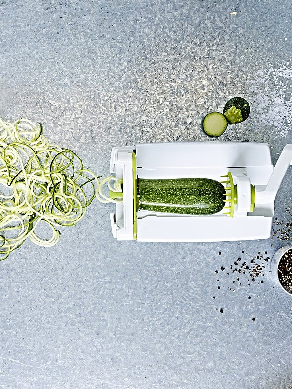 Kitchen gadget: Get creative in the kitchen with a spiralizer