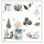 Top 10 contemporary Christmas decorations