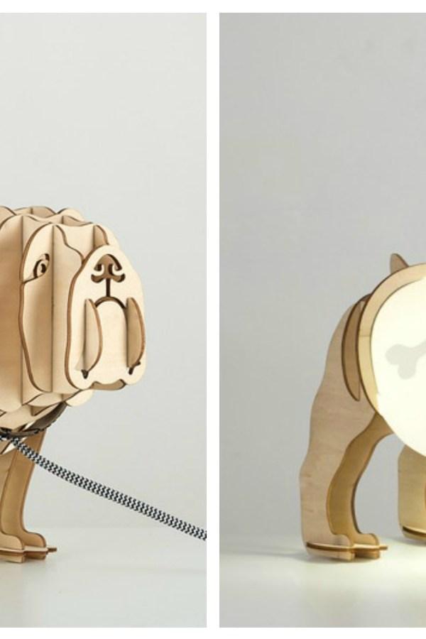 Animal magic: Iconic animal table lamps