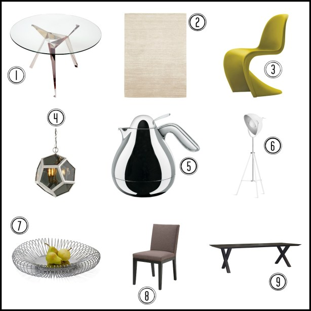 Fresh Design cuts: Top designer sale buys from Houseology, curated by Fresh Design Blog