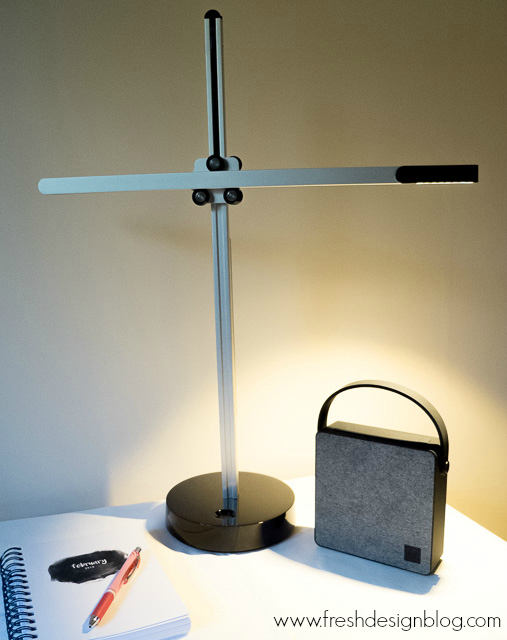 Modern CSYS Desk task lamp by Jake Dyson: Review