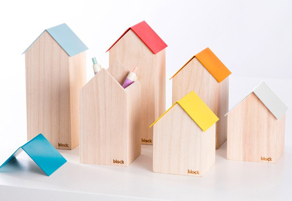 Fresh Design finds: Block house design storage boxes