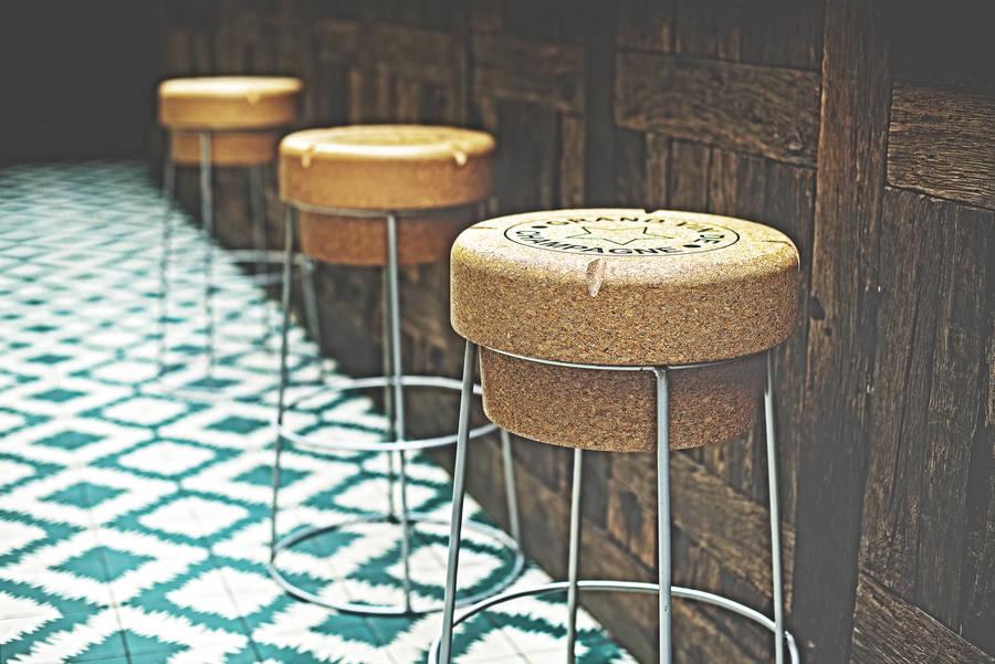 The Cork Comeback Five Ways With Cork Fresh Design Blog