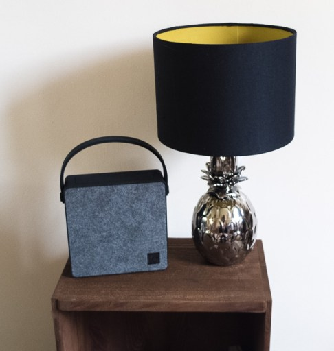 This Flair bluetooth speaker creates its own design statement. It also offers a great listen quality too. Perfect for teaming with your mobile for a fab listening experience.