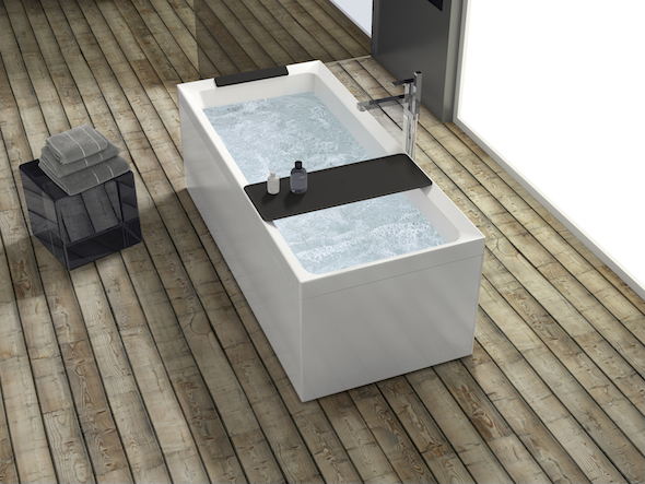 Luxury bathing with the Divina Collection from Novellini