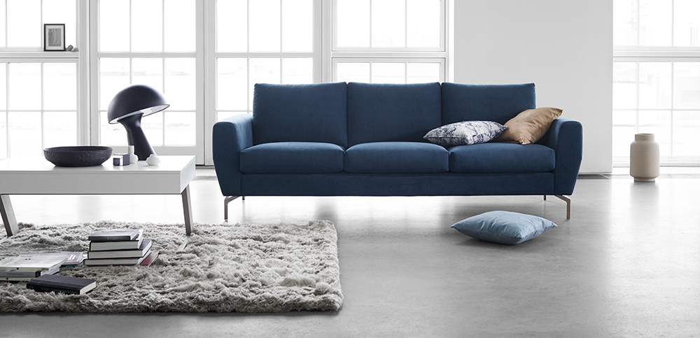 Stylish Sofa Designs the three m's: stylish and comfortable designer sofas from