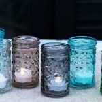 Decorative candle holders for a warming winter glow