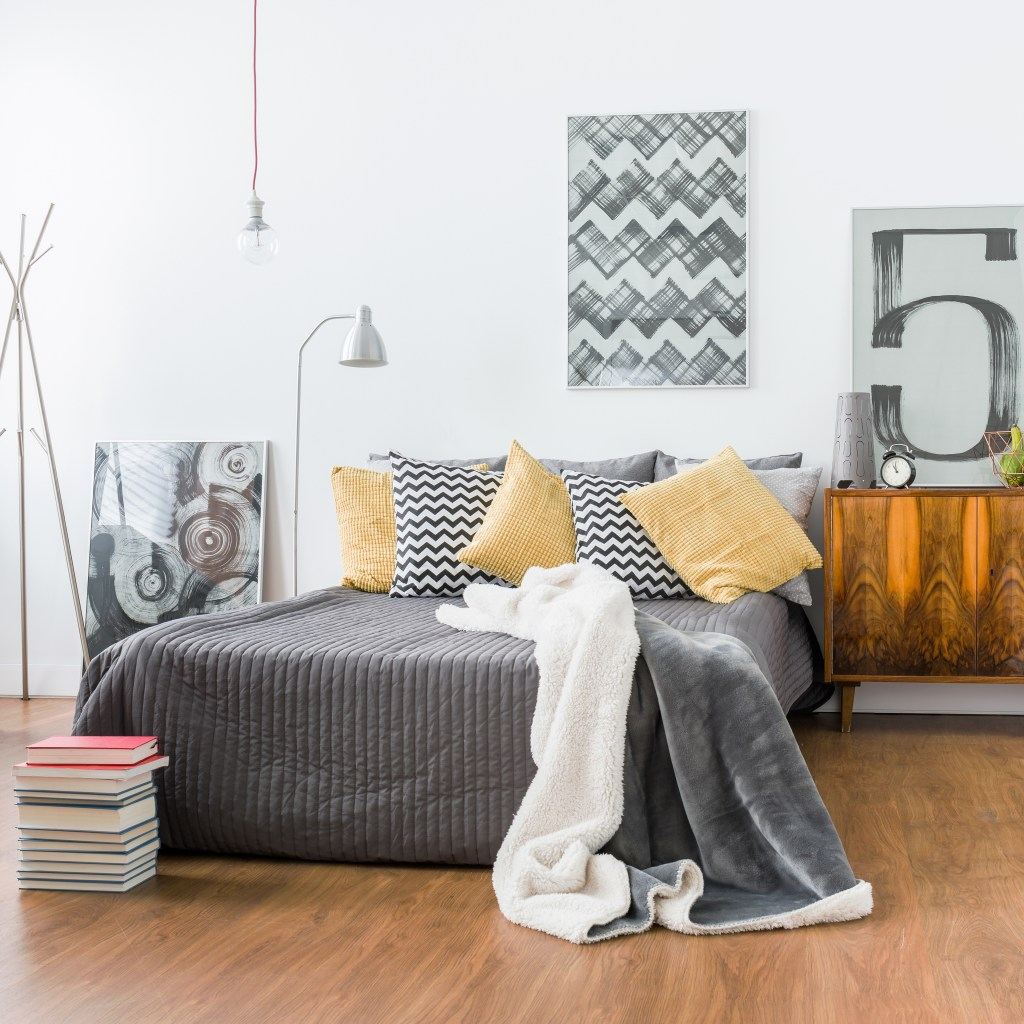 Add value to your home by converting your garage into a guest room