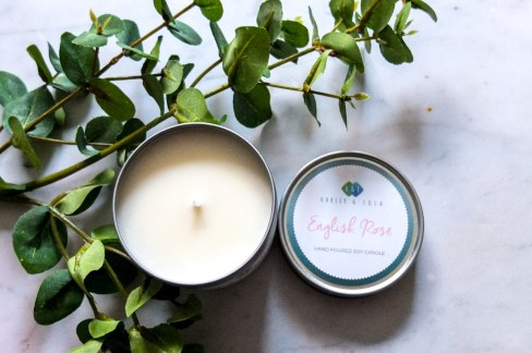Love the scent of fresh roses? You'll adore the fragrance of this fab candle from Harley & Lola. It smells divine, even before it's even lit!