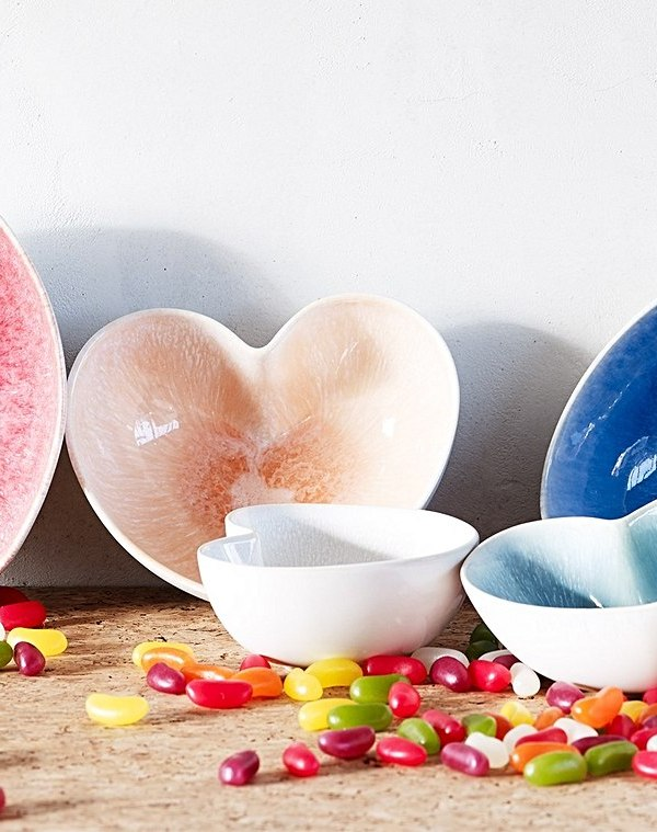 Show some love for charity: Amara heart bowls