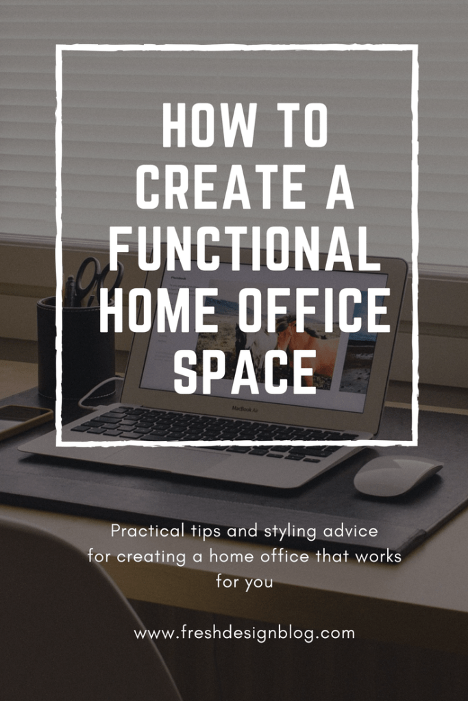 Need to work from home? Read these tips to discover how to create a functional office space in your home that works for your needs.